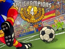 The Champions 2016 - World Domination